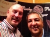 A shot with Rocky Patel